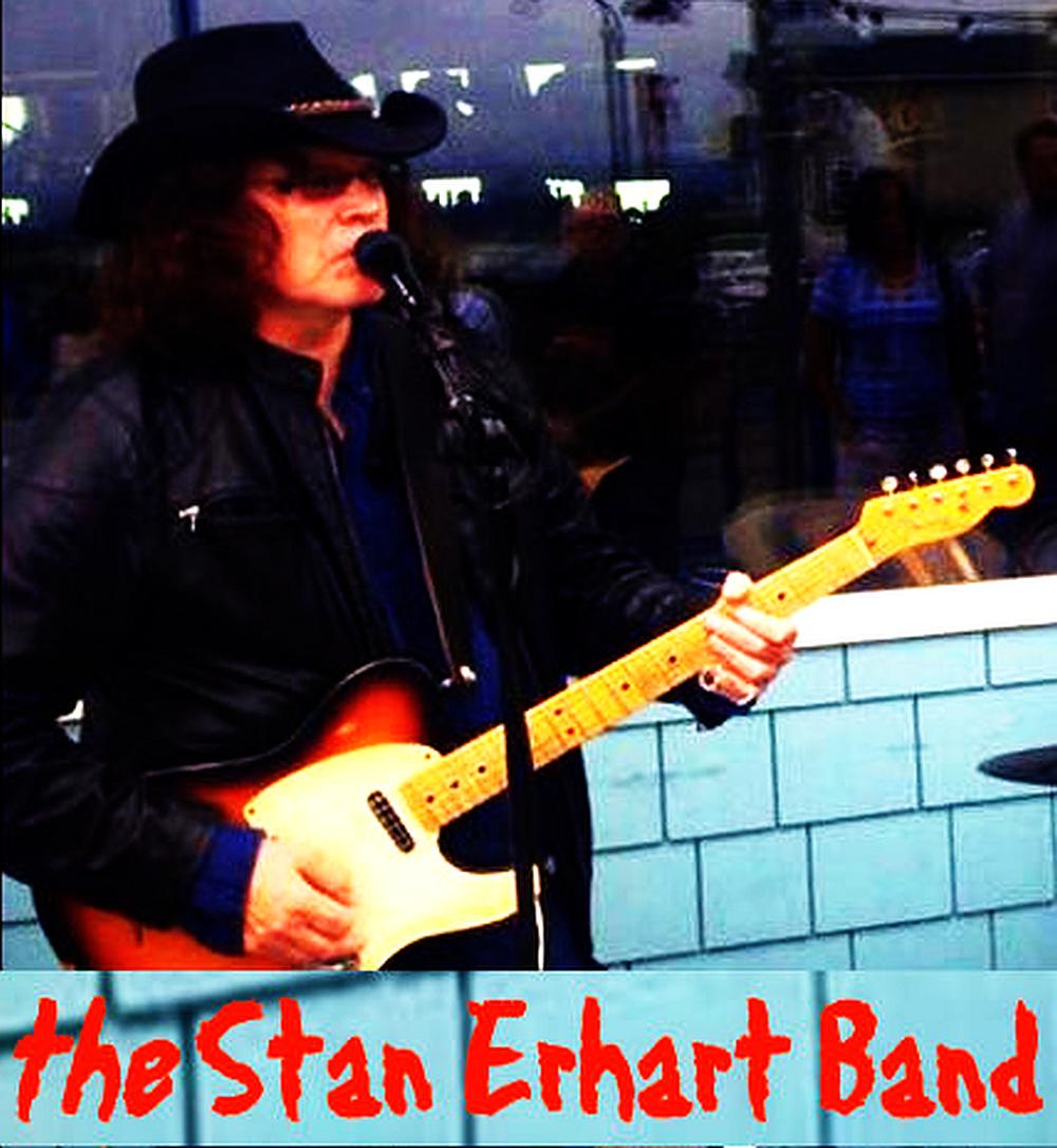 Stan Erhart Band Logo